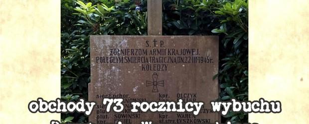 Hamburg: Uroczystości przy pomniku Powstańców Warszawskich, 1 sierpnia