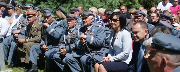 Olecko – Uroczystość patriotyczn-religijna w Giżach k. Olecka