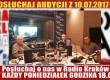 """POSŁUCHAJ AUDYCJI: """"Radiowy Klub Gazety Polskiej"""" – 10.07.2017 r. (audio)"""
