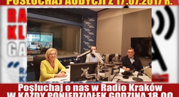 """POSŁUCHAJ AUDYCJI: """"Radiowy Klub Gazety Polskiej"""" – 17.07.2017 r. (audio)"""