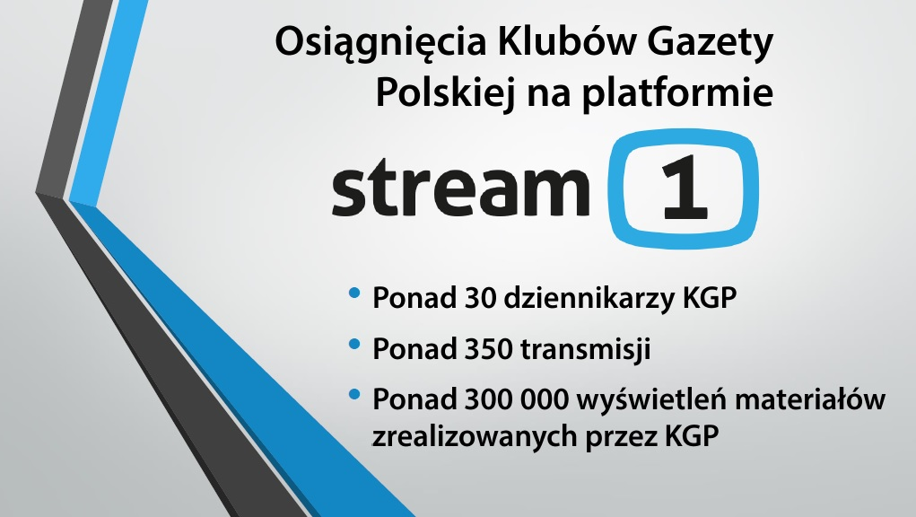 Stream1 Kluby GP