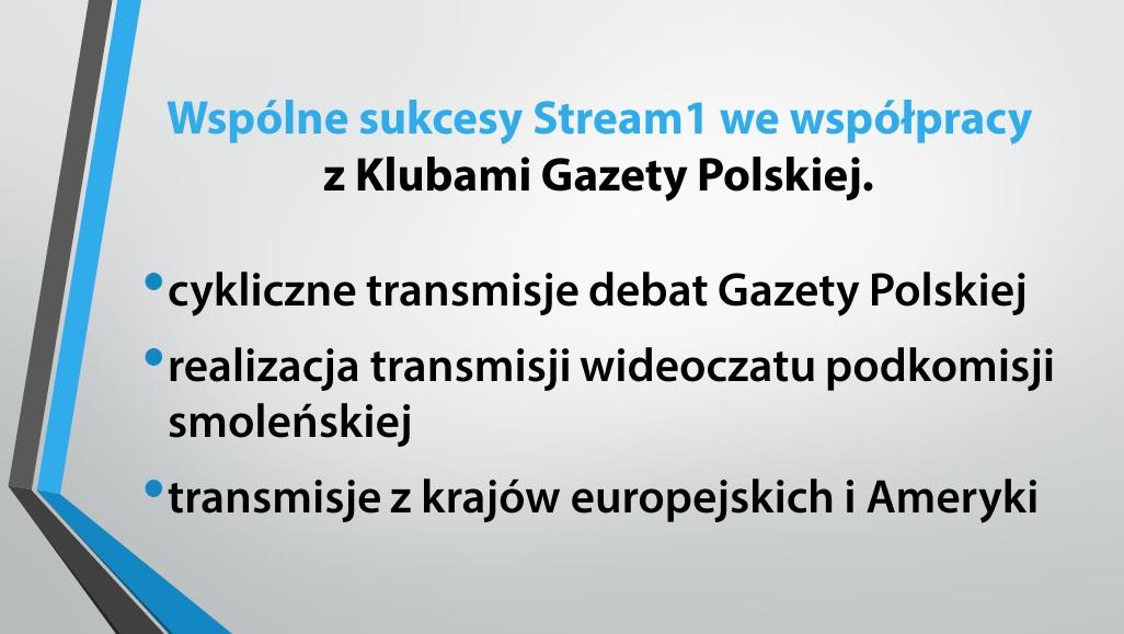 Stream1 Kluby GP1