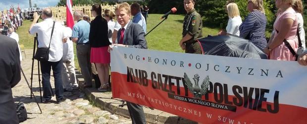 Suwałki: obchody 72 Rocznicy Obławy Augustowskiej w Gibach