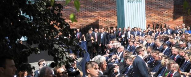 Berlin-Brandenburg: relacja z wizyty Donalda J. Trumpa w Warszawie
