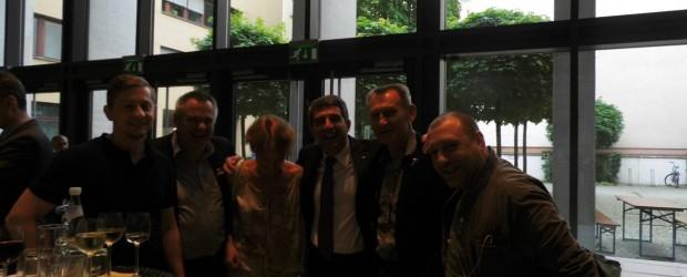 Berlin Brandenburg -spotkanie i dyskusja z Prezydentem Bułgarii