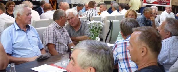 Spotkanie z członkami i sympatykami PIS regionu Bochnia