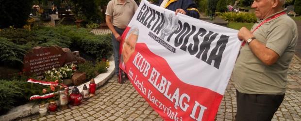 Elbląg II – 88. miesięcznica tragedii smoleńskiej