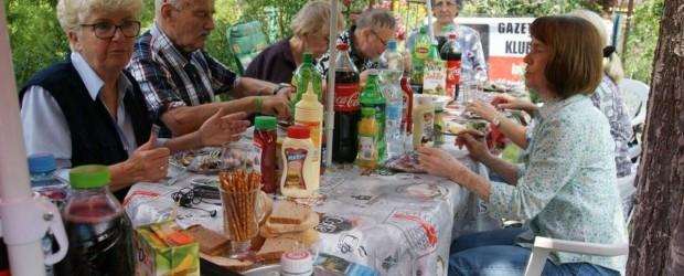 Gliwice: spotkanie klubowe przy grillu