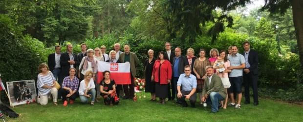 Hamburg pamięta o Powstaniu Warszawskim