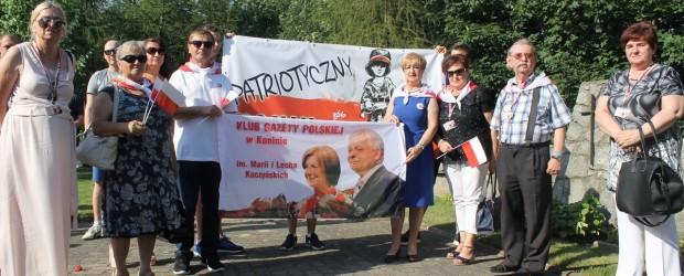 Konin: rocznica Powstania Warszawskiego