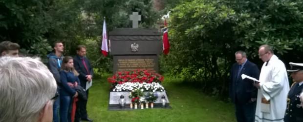 Oslo: upamiętnienie Bitwy Warszawskiej