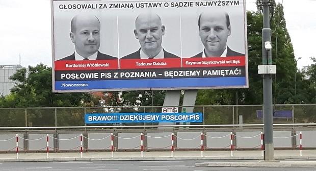 """[Tydzień w Klubach """"GP""""] Poznański Klub """"GP"""" zakpił z Nowoczesnej"""