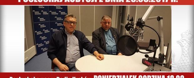 """POSŁUCHAJ AUDYCJI: """"Radiowy Klub Gazety Polskiej"""" – 28.08.2017 r. (audio)"""