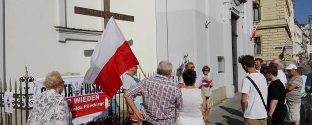 """Klub """"GP""""  w Wiedniu uczcił rocznicę Powstania Warszawskiego"""