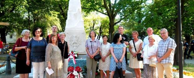 Wieliczka:  73. rocznica wybuchu Powstania Warszawskiego
