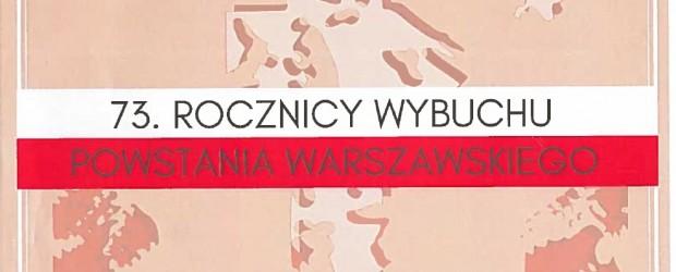 Zgierz – rocznica Powstania Warszawskiego, 1 sierpnia, g. 17