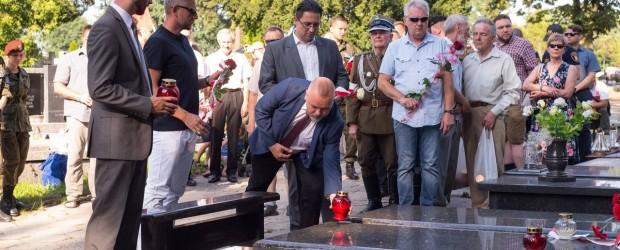 Zgierz: 73. rocznicy wybuchu Powstania Warszawskiego