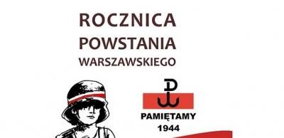 Łowicz: rocznica Powstania Warszawskiego, 1 sierpnia, g. 17,