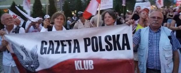 Bydgoszczanie na uroczystościach w Gdańsku