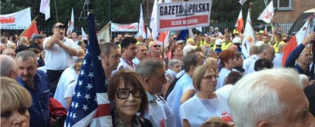 Klubu GP Chicago Illinois na obchodach Solidarnościowych w Gdańsku