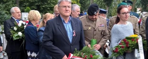 Elbląg II: rocznica napaści zbrodniarzy niemieckich na Polskę