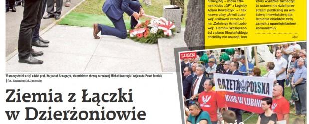 """Działalność dolnośląskich Klubów """"Gazety Polskiej"""""""