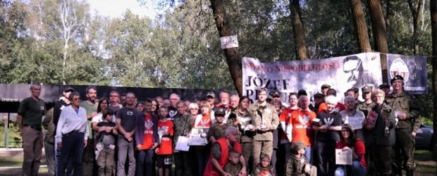 Zawody strzeleckie upamiętniające 100-lecie Legionów Marszałka Józefa Piłsudskiego