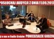 """POSŁUCHAJ AUDYCJI: """"Radiowy Klub Gazety Polskiej"""" – 11.09.2017 r. (audio)"""
