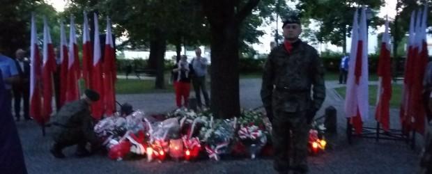Suwałki: obchody 37 rocznicy powstania NSZZ Solidarność