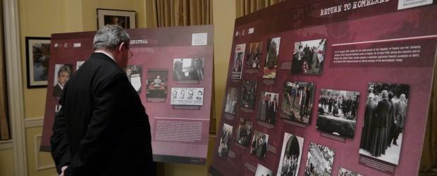 Wystawa o Generale Kuklinskim w Waszyngtonie
