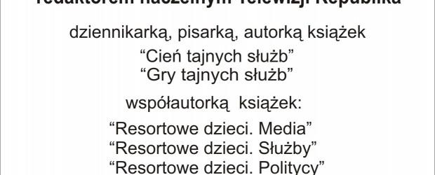 """Gdynia  – spotkania z Dorotą Kanią pt. """"Za rok wybory samorządowe"""", 20 października"""