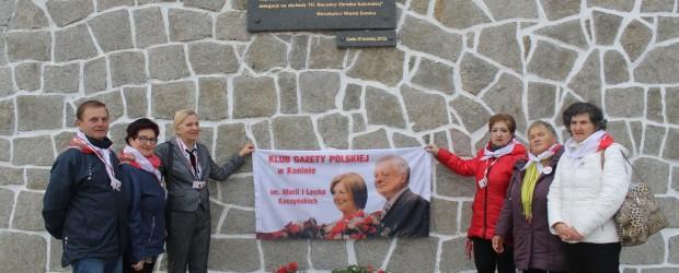 Konin – Tragedia Smoleńska w październiku