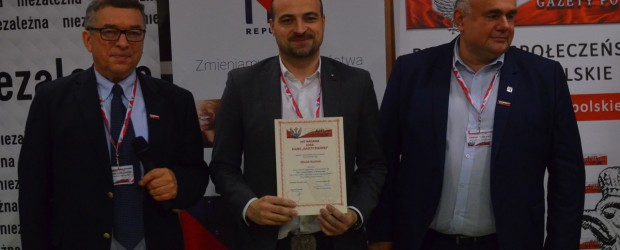 Maciej Rusiński korespondentem Polskiego Radia