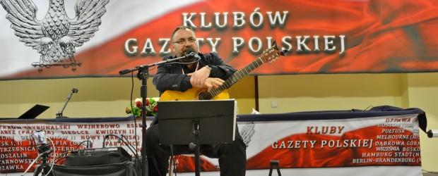 Klub GP w Trzebnicy i w Miliczu – zaproszenie na koncert Pawła Piekarczyka, 11 listopada
