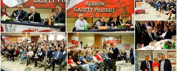 """[Tydzień w Klubach """"GP""""] Elita elity na Zjeździe Klubów """"GP"""""""