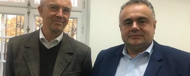 Niezwykły gość na spotkaniu z Tomaszem Sakiewiczem w Sztokholmie
