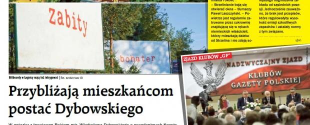 """Działalność dolnośląskich Klubów """"Gazety Polskiej"""" – 19.10.2017 r."""