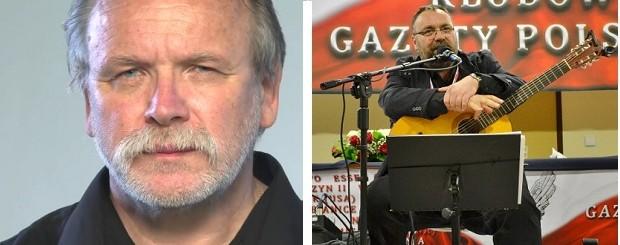 Starogard Gdański – spotkanie z Adamem Borowski, działaczem Solidarności oraz Pawłem Piekarczykiem, 2 lutego