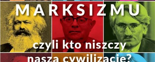 Białystok – wykład Krzysztofa Karonia pt.: Historia marksizmu czyli kto niszczy naszą cywilizację?, 17 listopada