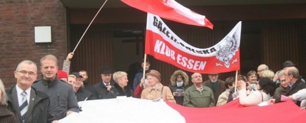 99 rocznica Odzyskania przez Polskę Niepodległości w Essen