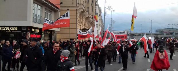 99 Rocznica Odzyskania Niepodległości  w Warszawie