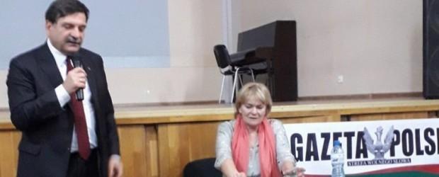 Red. Dorota Kania z wizytą w Gdyni