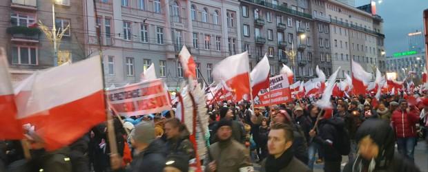 """Relacja Klubu """"GP"""" z Gliwic: 11 listopada 2017 roku – ŚWIĘTO NIEPODLEGŁOŚCI"""