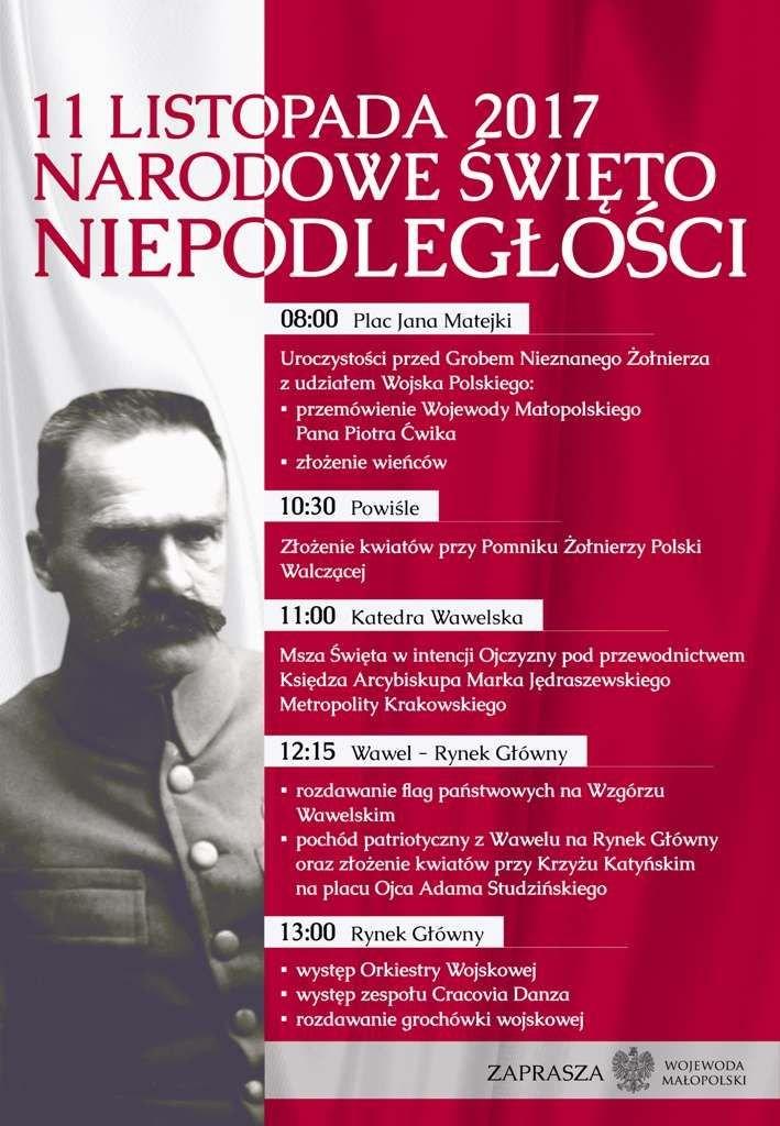 Kraków - 11 listopada