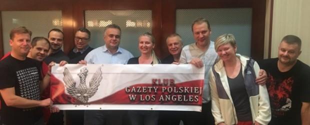 """Klub """"Gazety Polskiej"""" w Los Angeles rozpoczyna działalność. """"Polonia Zachodniego Wybrzeża to ludzie wpływowi, twórczy i medialni"""""""