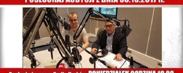 """POSŁUCHAJ AUDYCJI: """"Radiowy Klub Gazety Polskiej"""" – 30.10.2017 r.(audio)"""