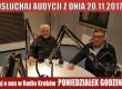 """POSŁUCHAJ AUDYCJI: """"Radiowy Klub Gazety Polskiej"""" – 20.11.2017 r.(audio)"""