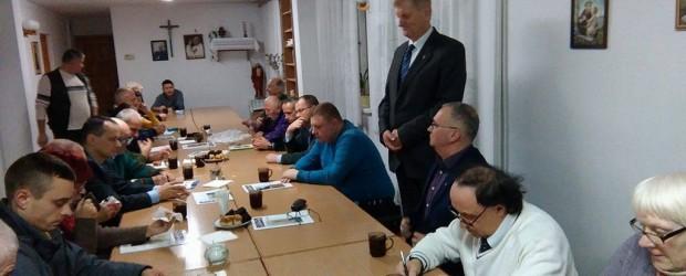 """Szczytno – spotkanie Klubu """"GP"""""""