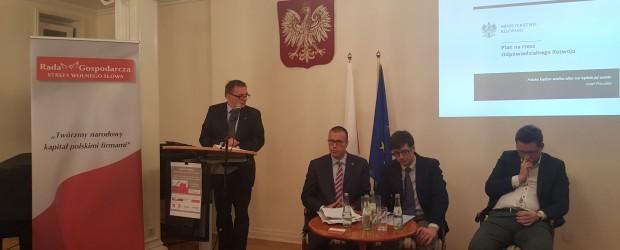 Spotkanie Rady Gospodarczej Strefy Wolnego Słowa z polskimi przedsiębiorcami w Hamburgu (wideo)