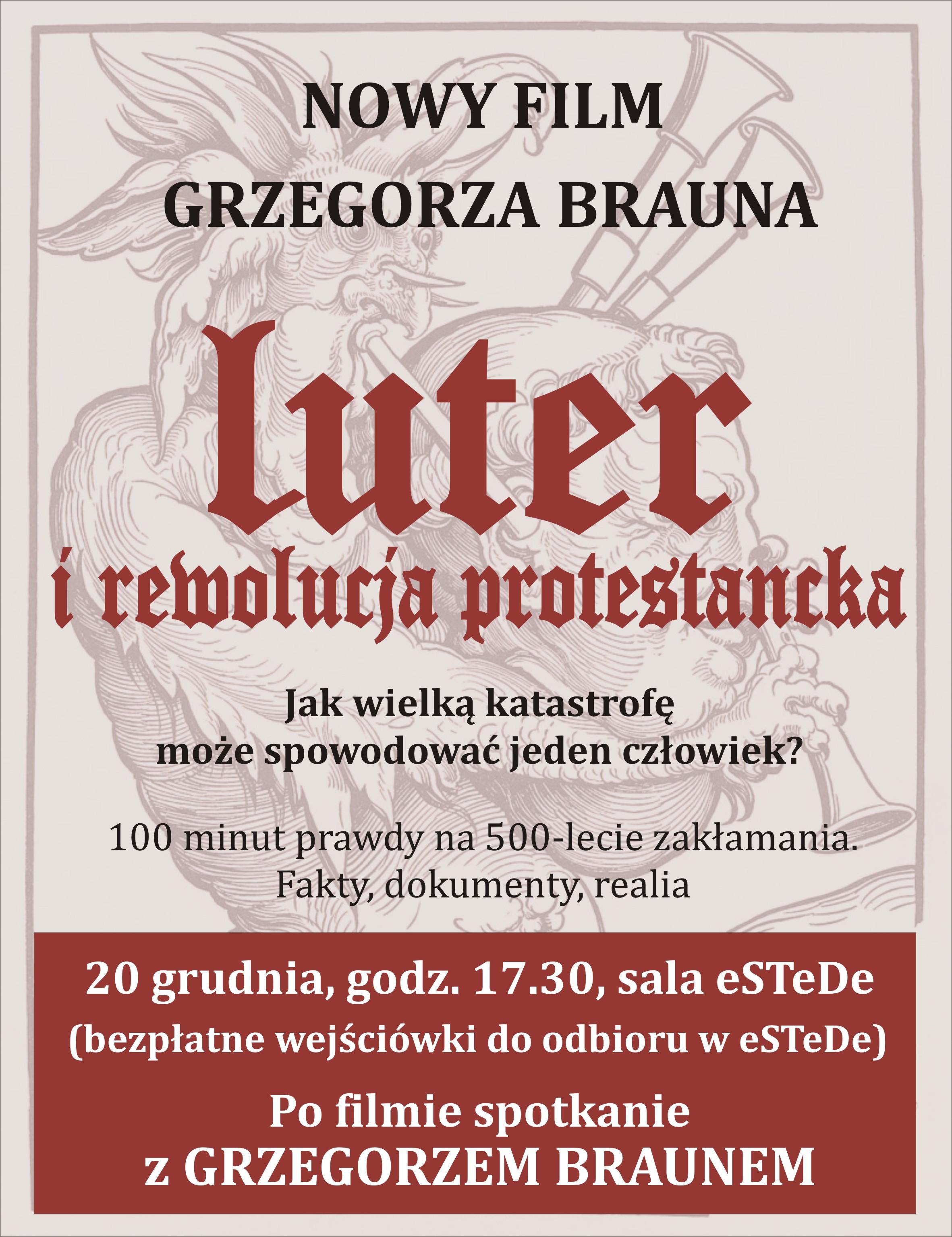 Luter i rewolucja protestancka [2017] PL.DVDRip.Xv iD-HFu.avi